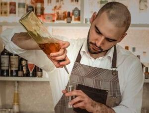 cocktail bologna via caprarie principe in centro