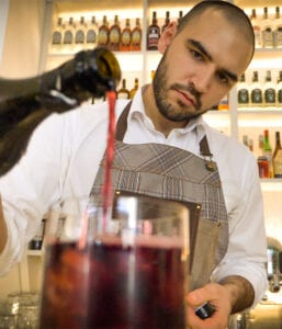wine bar in centro bologna principe via caprarie
